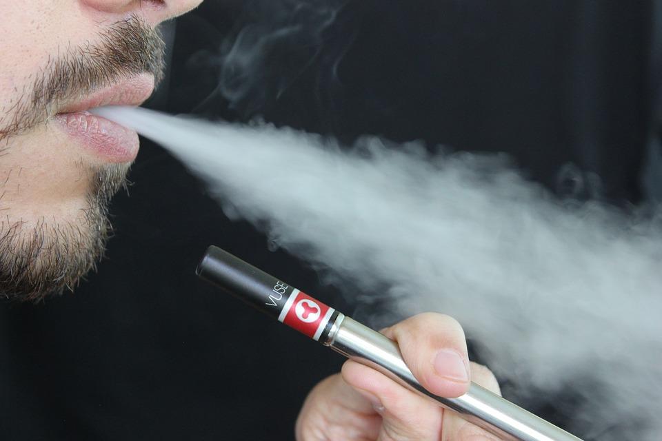 Dampfen gesund Gesundheit